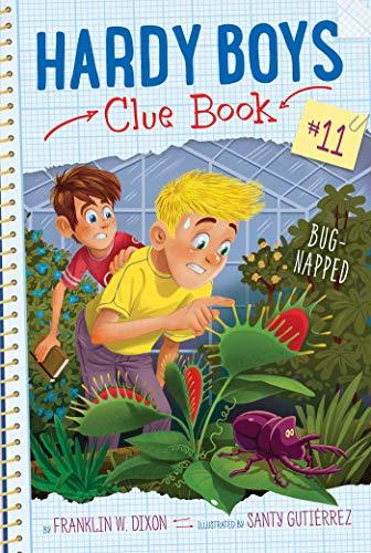 Bug-Napped (11) (Hardy Boys Clue Book)