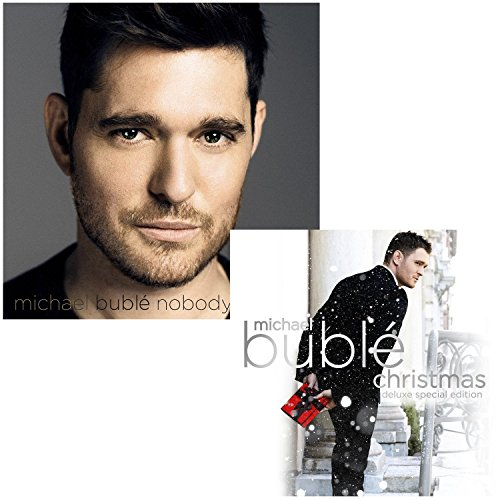 Nobody But Me (Deluxe Edition) - Christmas (Deluxe Edition) - Michael Buble 2 CD Album Bundling