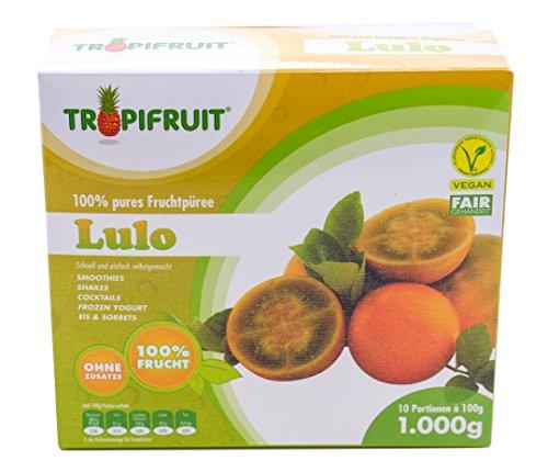 Lulo – Fruchtpüree, 3x1kg Box (10 x 100g per box)