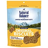natural balance dog treats