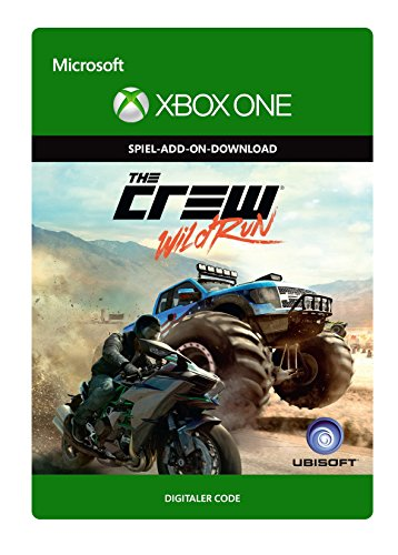 The Crew: Wild Run [Xbox One - Download Code]