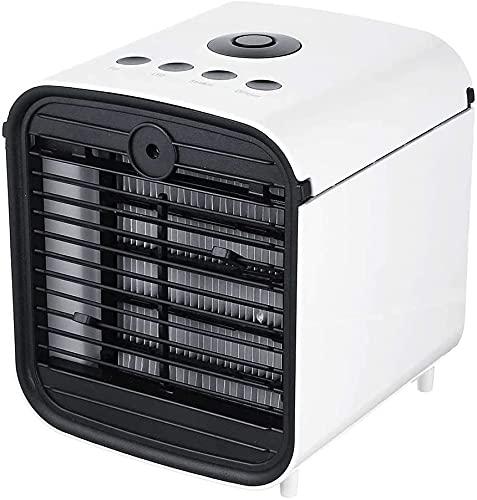 XXF-Shop Condizionatore Portatile Air for Bedroom Fan Fan Tower Fan di Raffreddamento della Camera silenziosa Ventilatore di Raffreddamento dell'Acqua Potente dell'ufficio (Color : Air Cooler)