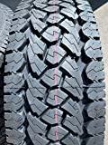 Goodyear Wrangler Adventure All-Terrain Off-Road Light Truck Radial Tire-31X10.50R15LT 31X10.50X15 31X10.50-15 109S Load Range C LRC 6-Ply BSW Black Side Wall