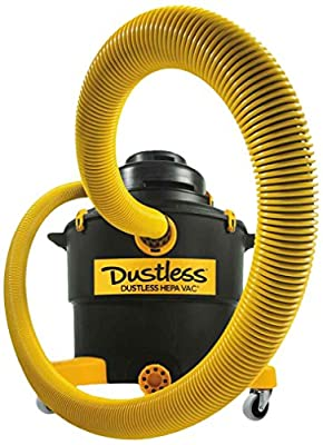 Dustless HEPA Wet+Dry Vacuum