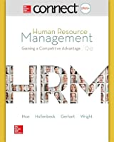 Connect 1-Semester Access Card for Human Resource Management