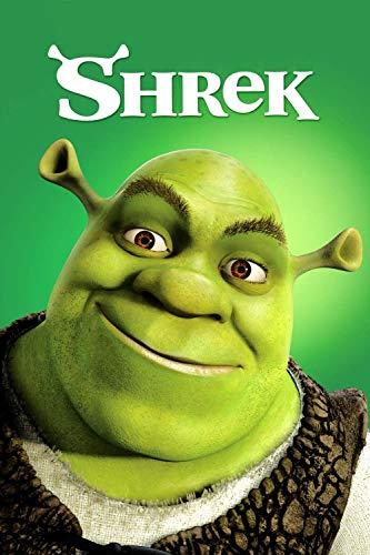 Slbtr - 1000 Piezas Puzzle - Shrek - Rompecabezas para Niños Adultos Juego Creativo Rompecabezas Navidad Decoración del Hogar Regalo