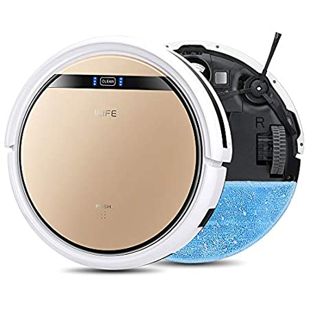 ILIFE V5s Pro Robotic Vacuum