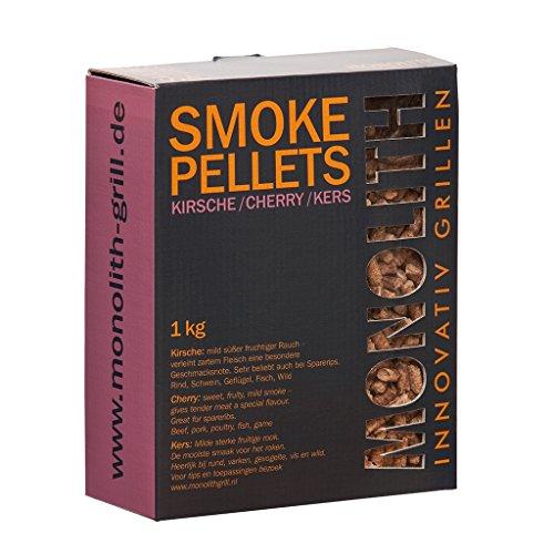 Monolith Smoke Pellets Cerise/Cherry 1 kg carton