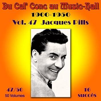 Du Caf' Conc au Music-Hall (1900-1950) en 50 volumes - Vol. 47/50