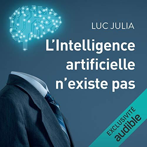 L'Intelligence artitificelle n'existe pas cover art