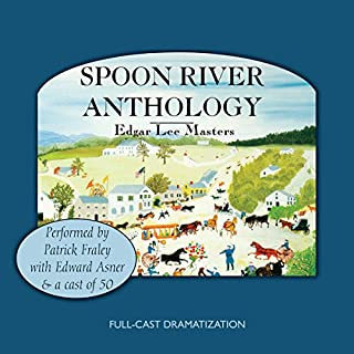 Spoon River Anthology copertina
