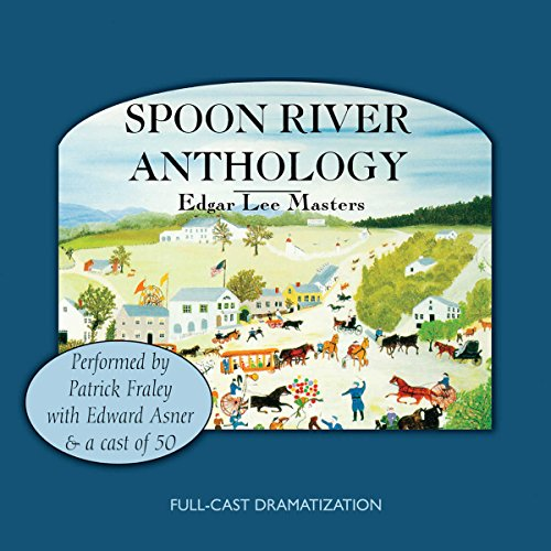 Spoon River Anthology audiobook cover art