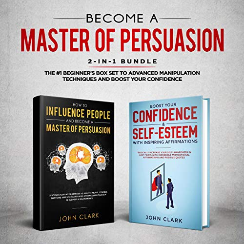 Become a Master of Persuasion 2-In-1 Bundle cover art