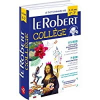 Le Robert College 2021 (Dictionnaires Langue Francaise)
