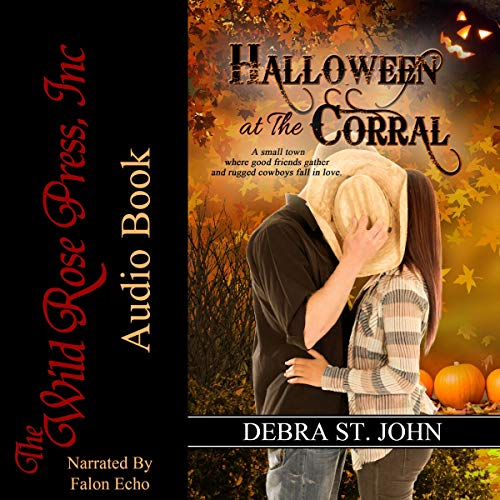 Halloween at The Corral audiobook cover art