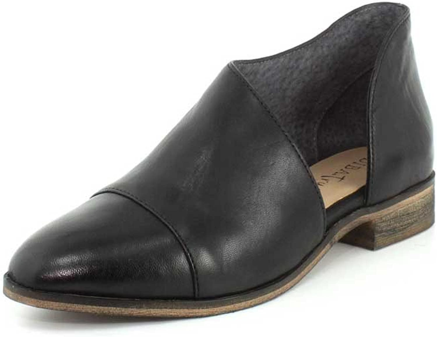 Diba True No Way Out Leather Slip On Loafer