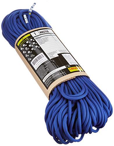 Tendon Master 7.0mm - Halbseil, Zwillingsseil, Länge:50m Complete Shield;Farbe:Blau