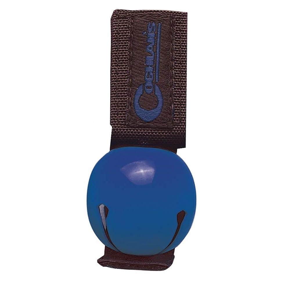 地震マキシムみなすCoghlan's リング ベア ベル メタル 磁気サイレンサー ブルー