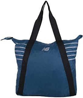 New Balance Reflective Packable Tote Bag, 16L