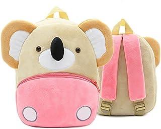 WSLCN Kids Toddlers Backpack Cute Animal Cartoon Mini School Bags Daypack Children Lightweight Bags for Baby Girls Boys 22