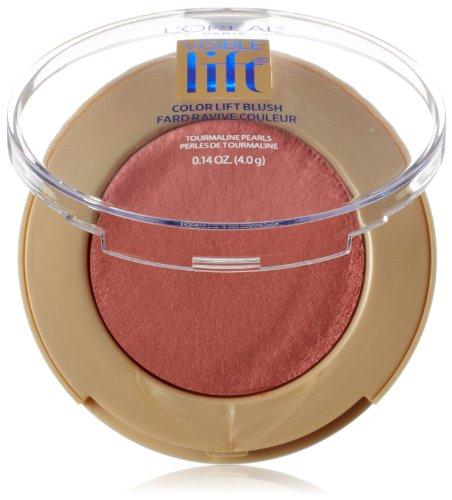 L'Oréal Paris Visible Lift Color Lift Blush, Berry Lift, 0.14 oz.