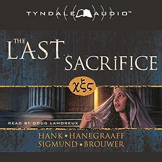 The Last Sacrifice cover art