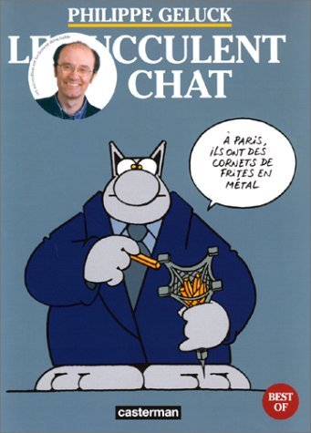 SUCCULENT DU CHAT (LE) by PHILIPPE GELUCK (February 17,1998)