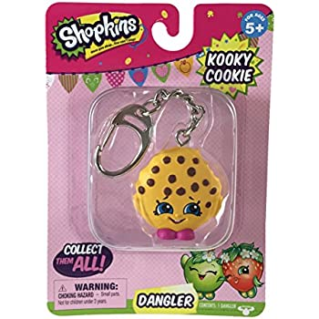 Shopkins Dangler Single Pack, Kooky Cookie | Shopkin.Toys - Image 1