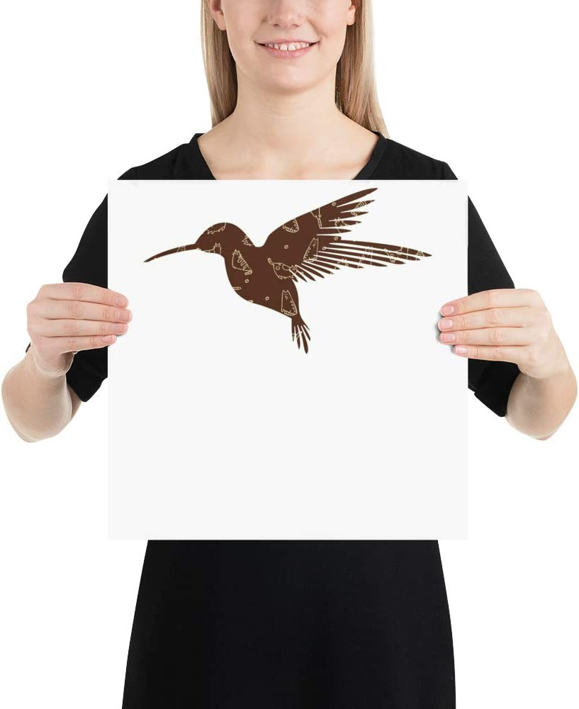 Hummingbird Selling quality assurance and selling 129 Poster 2