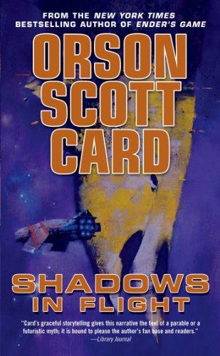 Shadows in Flight (The Shadow Series Book 5)