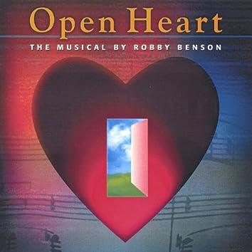 Open Heart the Musical Singer/Songwriter Album
