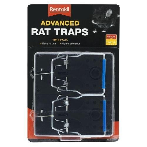 Rentokil FR60 Piège à rats avancé