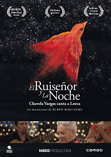 El ruiseñor y la noche. Chavela Vargas canta a Lorca [DVD]