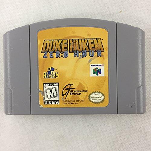 N64 - Duke Nukem Zero Hour