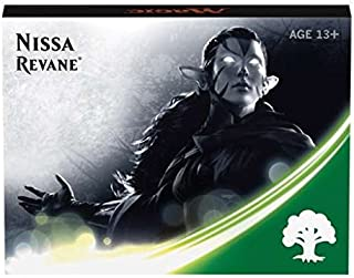 Magic the Gathering: MTG Magic Origins Planeswalker Prerelease Kit (7 Packs) Green (Nissa)