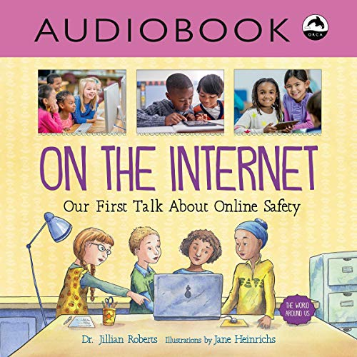 On the Internet audiobook cover art