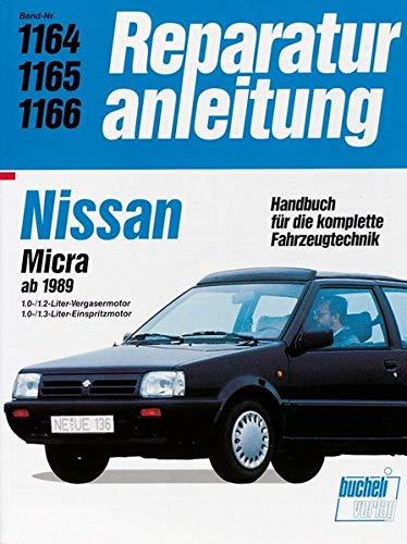 günstig Nissan Micra von 1989: 1,0 / 1,2-Liter-Vergasermotor / 1,0 / 1,3-Liter-Einspritzmotor… Vergleich im Deutschland