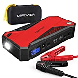 Best Portable Car Battery Chargers - DBPOWER 800A 18000mAh Portable Car Jump Starter Review