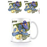 Marvel MG25657 Avengers: Endgame Tazza in ceramica, 315 ml, Noobmaster