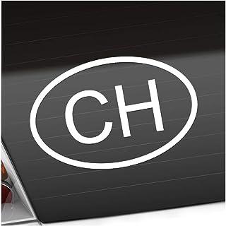 KIWISTAR Schweiz CH IN 15 Farben   Neon + Chrom! Sticker Aufkleber