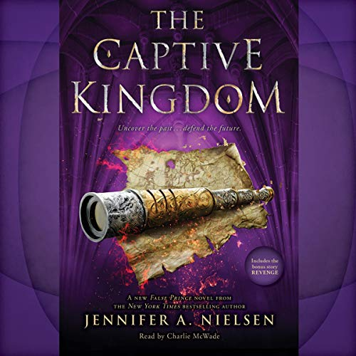 Captive Kingdom  By  cover art