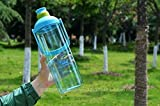 Clastik Lightweight Plastic Water Bottle with Handle, Capacity- 2.5Ltrs.