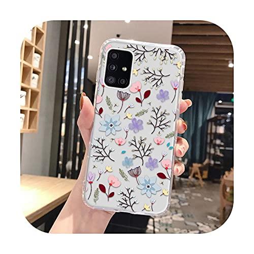 Lindo gato flor suave caso para Huawei Honor 10i 20i 10X Lite capa silicona airbag fundas honor 7A 7C Pro 8S 8X 9A 9C 9S V10 Cover-S080-Honor 8S-Y5 2019