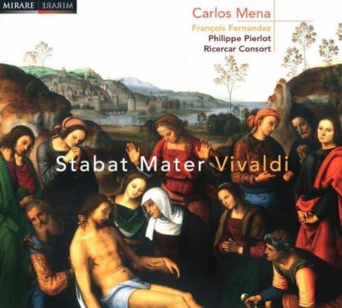 Carlos Mena, Ricercar Consort & Philippe Pierlot