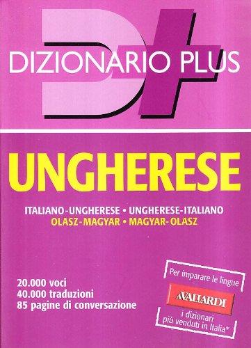 Dizionario ungherese