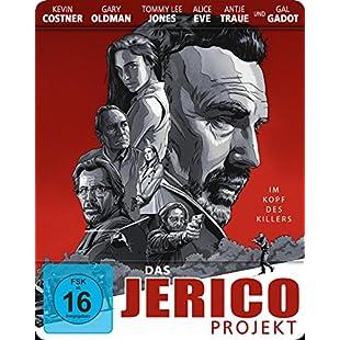 Das Jerico Projekt - Im Kopf des Killers. Steelbook:Masterpola
