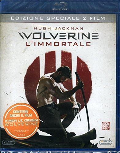 wolverine l'immortale / x-men le origini - wolverine 2 blu-ray