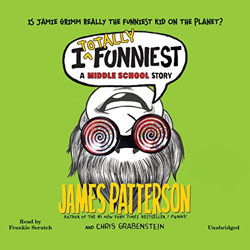 I Totally Funniest audiobook cover art