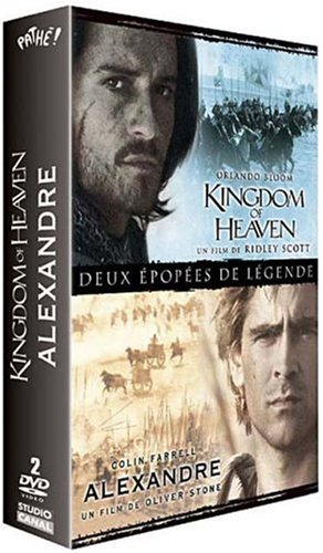 Kingdom of heaven ; Alexandre