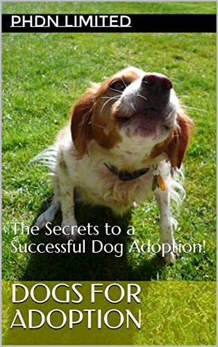 DOGS FOR ADOPTION: The Secrets to a Successful Dog Adoption! (English Edition)